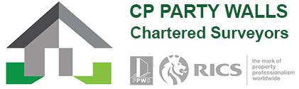 CP Party Walls –  Surveyor in Twickenham Logo