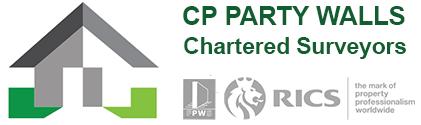 CP Party Walls –  Surveyor in Twickenham Logo